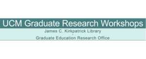 UCM Graduate Research Workshops